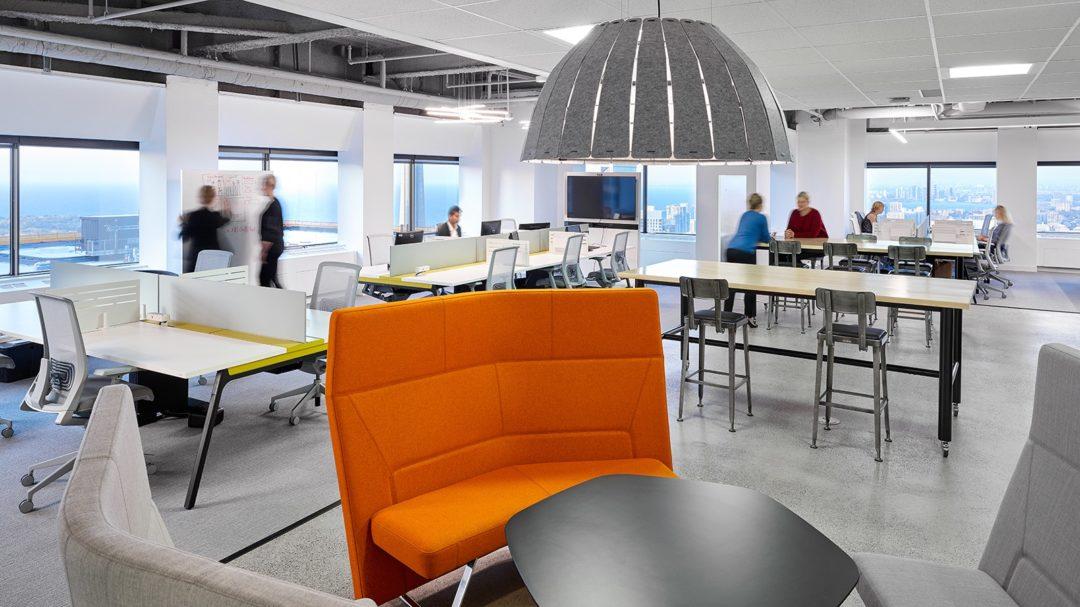 Офис в Торонто